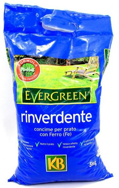 Concime kb evergreen 5kg