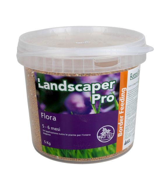 Concime a Lenta Cessione per Piante e Fiori Landscaper Pro Flora 5 kg