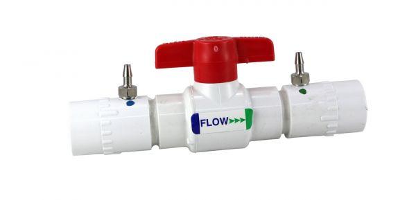 Coupling eden flow 1 pollice