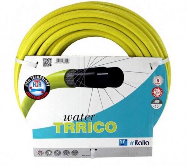 Gomma Antitorsione Gialla Water Trrico 25m Diametro 30mm
