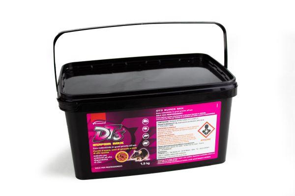 Topicida Biocida Formevet DT3 Super Mix - 1,5 kg