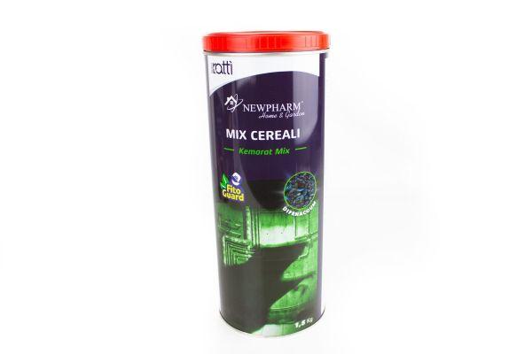 Esca Rodenticida Mix di Cereali Kemarat Mix 1,5 kg
