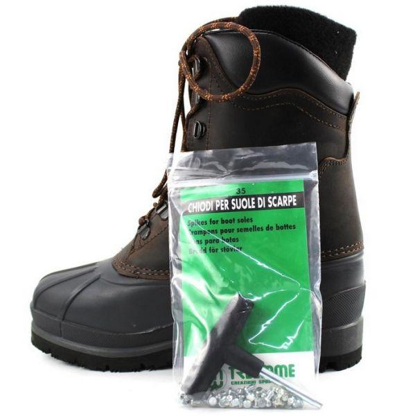 Chiodi Spikes per stivali e scarponi chiodabili - TreEmme - Santafè
