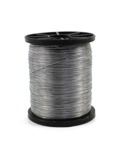 Filo zincato Ø0,45 MM per legatrici legatralci automatiche Ligatex - Bobina 1kg
