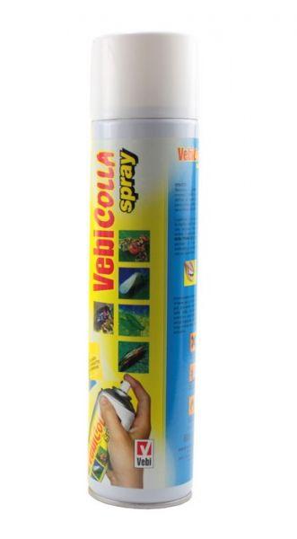 Vebicolla Spray per insetti 600ml - Adesivo per trappole cromotropiche