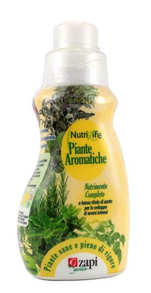 Nutrilife zapi piante aromatiche