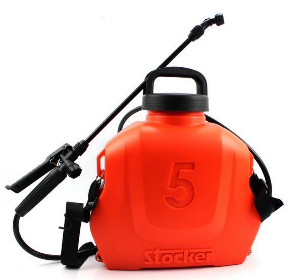 Pompa stocker a batteria 5lt