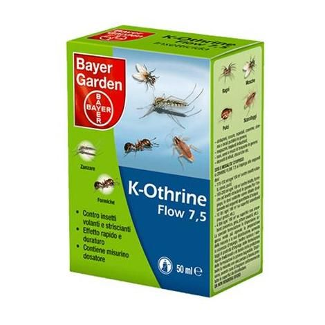 Insetticida per formicai Bayer K-othrine 50ml