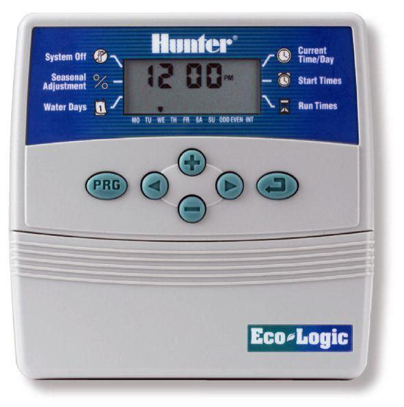 Programmatore Hunter ELC-601i-E / 6 ZONE TRASFORMATORE ESTERNO