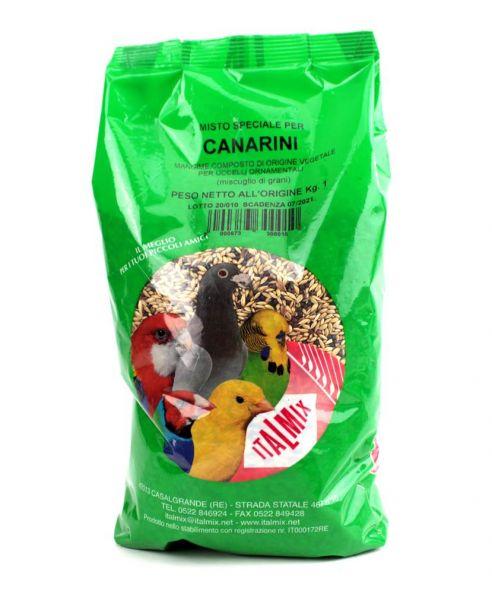 Mangime mix per Canarini ItalMix 1kg