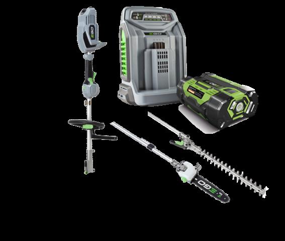 Kit MultiTool a batteria EgoPower+ MHCC 1002E - Batteria 2,5Ah