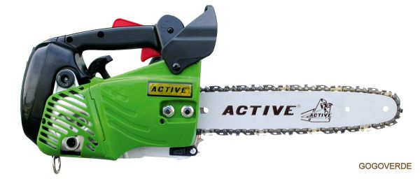 "MOTOSEGA Active POTATURA 39.39 EVOLUTION PROFESSIONALE BARRA 30 cm 3/8"" x 1.3  MADE IN ITALY"
