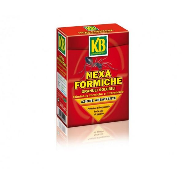 Insetticida in Granuli Solubili Kb Nexa Formiche 800 g