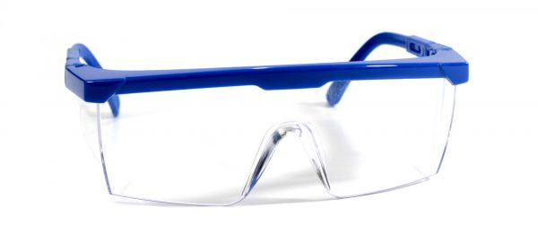 Occhiali Trasparenti Protettivi Regolabili UniVet