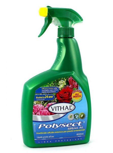 Insetticida sistemico pronto uso Vithal Polysect Ultra AL 800ml