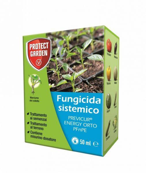 Fungicida Sistemico Protect Garden Previcur Energy 50 ml
