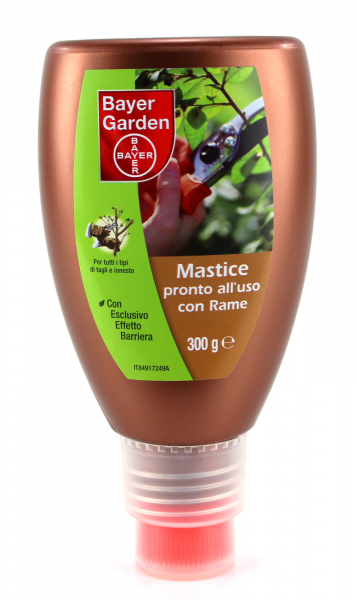 Mastice pronto all'uso per tagli e innesti Bayer 300gr