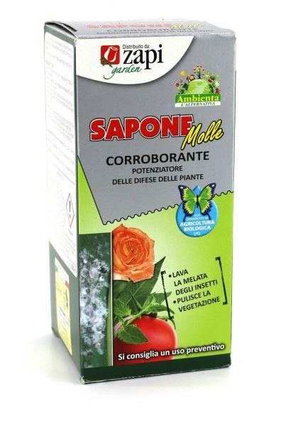 Corroborante Zapi Sapone molle potassico da acidi grassi 250 ml