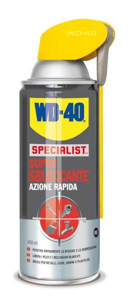 Lubrificante Spray Super Sbloccante WD 40 Specialist