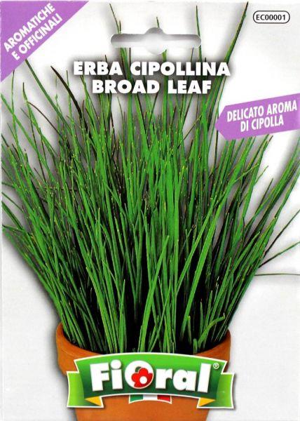 Semi di Erba Cipollina Aromatica