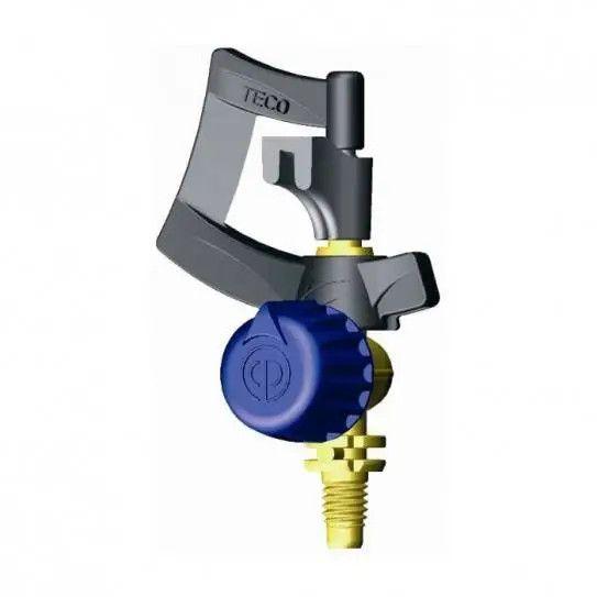 MicroIrrigatore Regolabile Rotativo a 360° - Filetto 4,5 mm