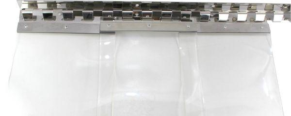 Tenda a strisce PVC 3x300mm - Componibile - Trasparente