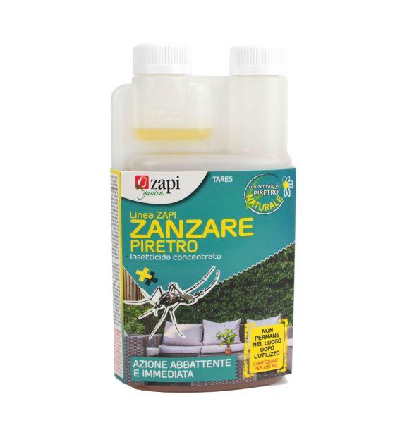 Insetticida Concentrato Abbattente a base di Piretro Zapi Tares 500 ml