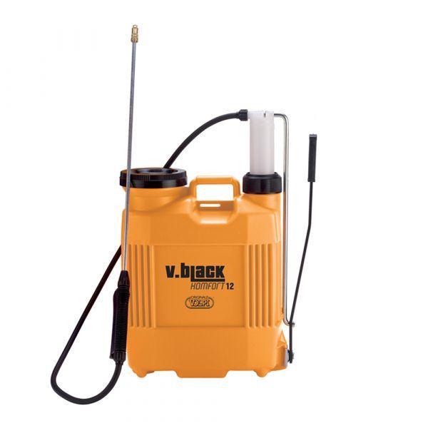 Pompa a Spalla Spray Volpi V.Black Komfort 12 l