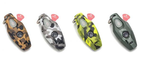 Repellente a ultrasuoni portatile per Pulci e Zecche - Zecko - per escursionismo