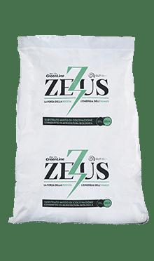 Substrato a base di Zeolite e Humus di Lombrico Zeus 20 kg